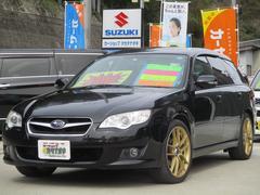 レガシィツーリングワゴンi BスポーツLTD 純正アルミ フォグ 電動シート ETC