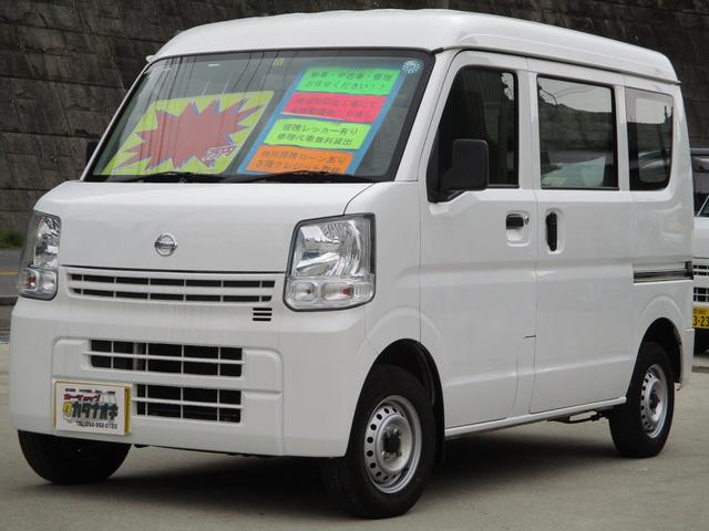 日産 DX 純正オーディオ ETC 4人乗り オートマ車