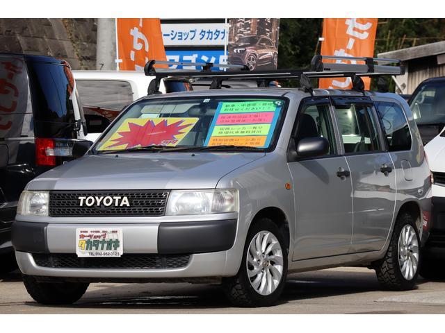 トヨタ DXコンフォートパッケージ ルーフキャリア ETC パワーウインドウ ヘッドライトレベライザー ドアバイザー ゴムフロアマット 集中ロック