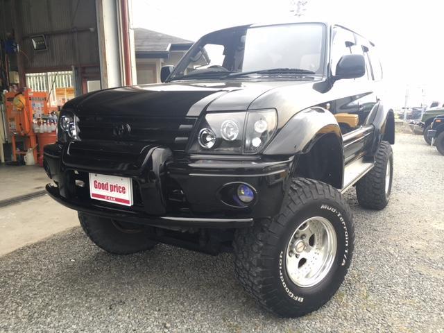 トヨタ TX ディーゼルターボ 4WD