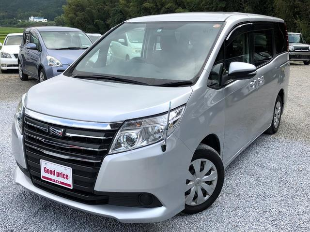 トヨタ X ユーザー買取 パワースライドドア 車検整備付
