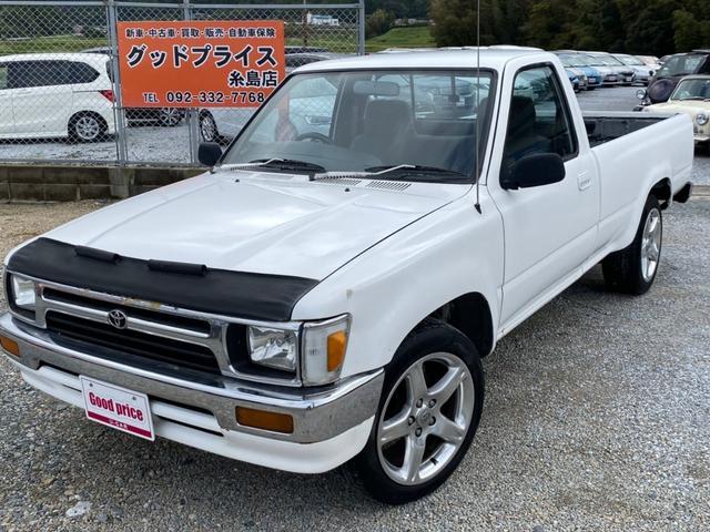 「トヨタ」「ハイラックス」「SUV・クロカン」「福岡県」の中古車