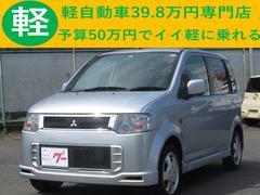 eKスポーツR ナビ TV 純正14AW キーレス 電動格納ミラー