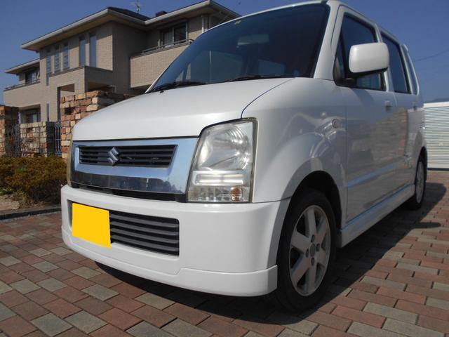 「スズキ」「ワゴンR」「コンパクトカー」「佐賀県」の中古車