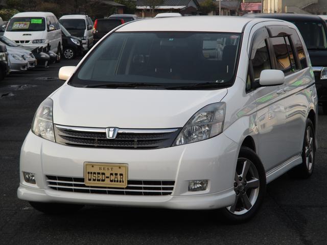 トヨタ プラタナ Gエディション HDDナビ 両側自動ドア