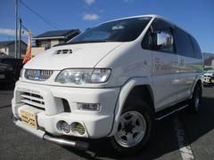 デリカスペースギアシャモニー 4WD ハイルーフ ディーゼルTB