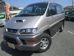 デリカスペースギアエクシード ハイルーフ 4WD