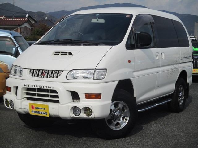 三菱 シャモニー ハイルーフ 4WD ディーゼルTB