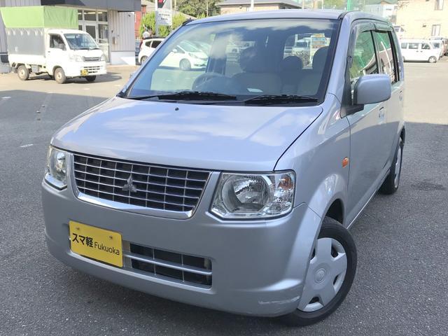 三菱 eKワゴン 1年無料保証 禁煙車 (検3.11)