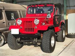 ジープ4WD サイドステンレスマフラー オールペン レカロ