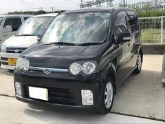 ムーヴカスタム X 軽自動車 コラムAT エアコン AW14インチ