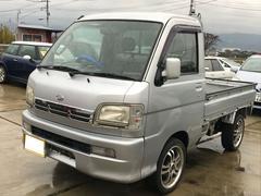 ハイゼットトラック4WD AC MT 軽トラック デフロック