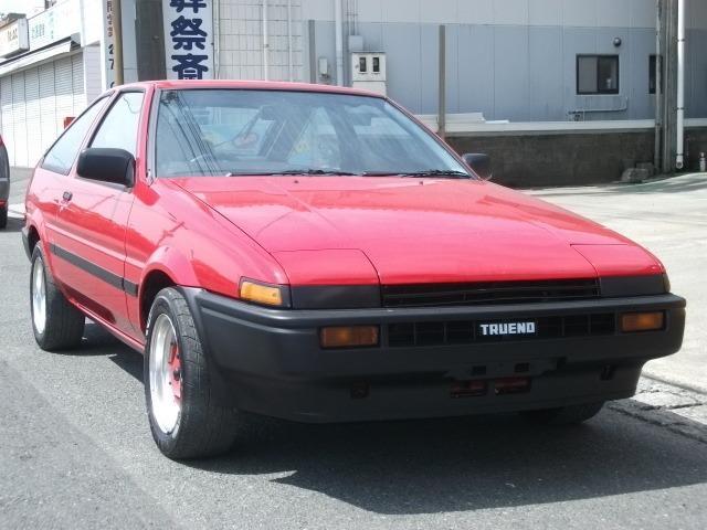 トヨタ GT-V アドバン14AW