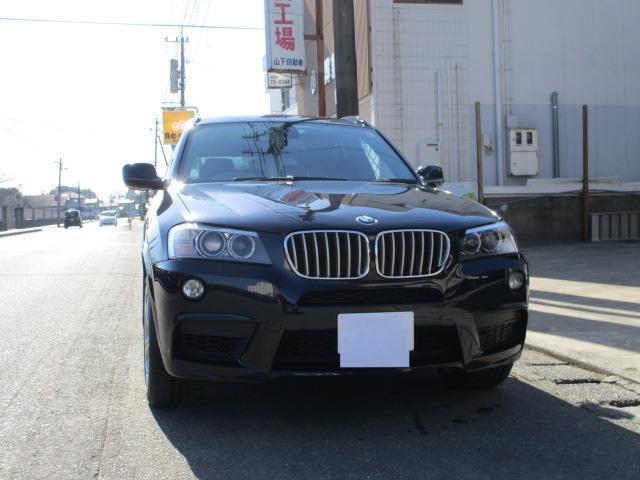 BMW xDrive 35i Mスポーツパッケージ 4WD