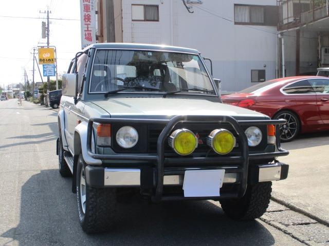 三菱 パジェロ ワイド スーパーJX ミッドルーフ