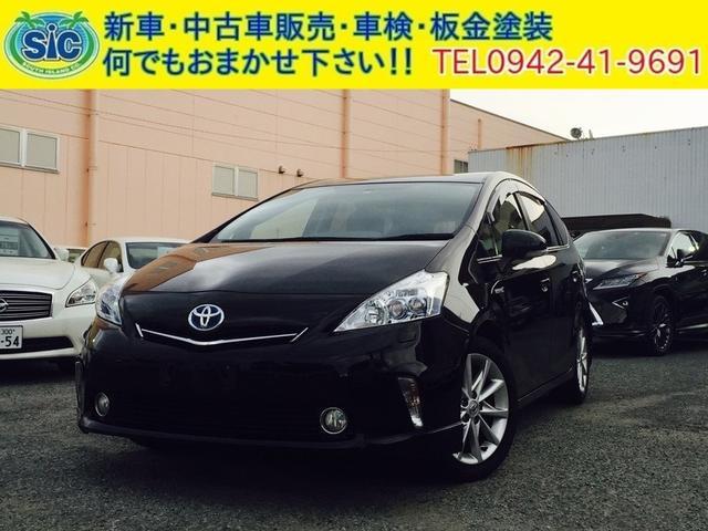 トヨタ Sツーリングセレクション Bluetooth接続シートカバー