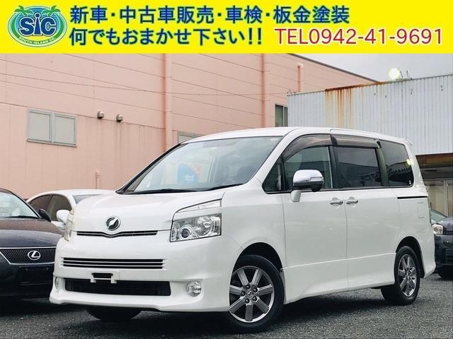 トヨタ ZS 煌 両側電動スライド フリップダウンモニター ETC