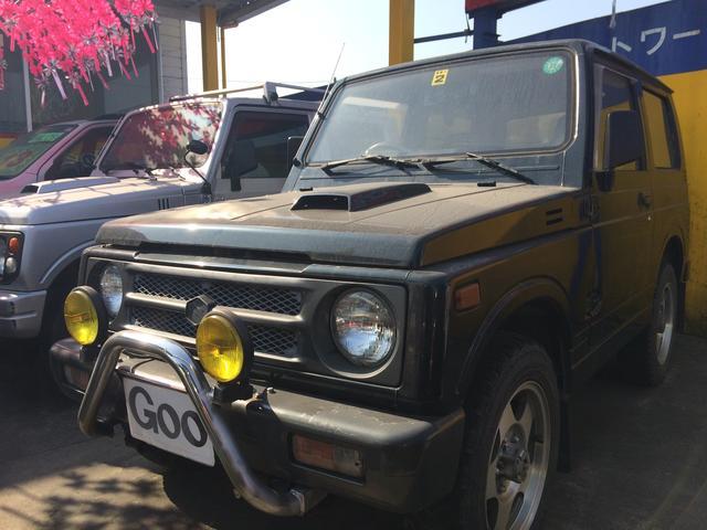 スズキ ワイルドウインドリミテッド 4WD AC AW 背面タイヤ