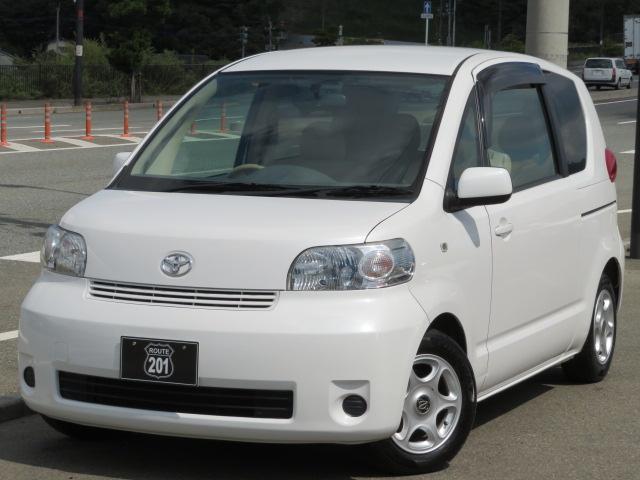 トヨタ 130iCパッケージモカセレクションH30自税込新タイヤ4本
