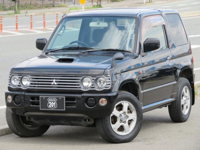 三菱 リンクスV 4WDターボAT走行86700KmキーレスETC