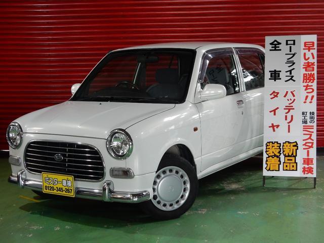 ダイハツ ジーノ  タイヤ4本新品・バッテリー新品交換 社外CD