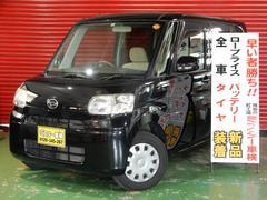 タントL タイヤ・バッテリー新品交換 タイミングチェーン CD