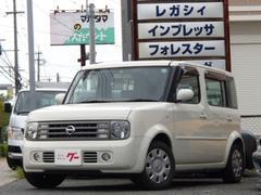 キューブキュービックSX MD/CDセレクション 7人乗り HID ベンチシート