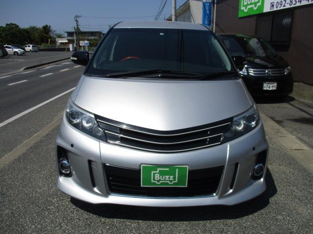 トヨタ アエラス 社外20AW 車高調 8インチナビ・TV・Bカメラ