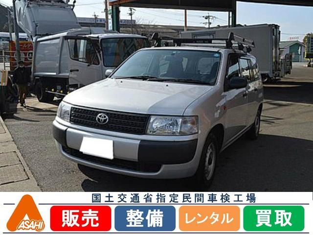 トヨタ ナビゲーションシステム ETC付き AT車 ルーフキャリア