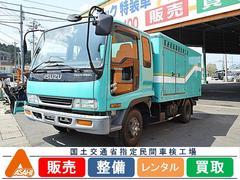 フォワード高圧洗浄車 東京いすゞ PS PW AC ETC