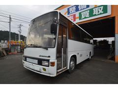 ヒノレインボー29人乗り 中型バス 冷房エンジン エアサス