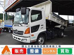 レンジャーレンジャー4t強化ダンプ ターボ付 架装メーカー新昭和