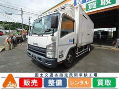 エルフトラック2.95t冷蔵冷凍車