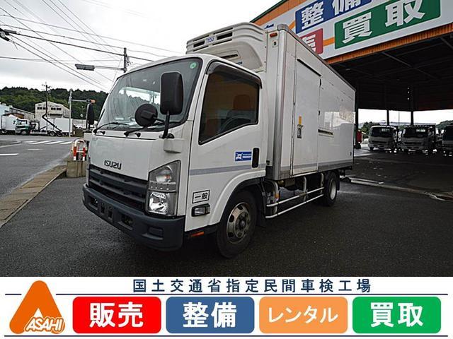 いすゞ 2.95t冷蔵冷凍車