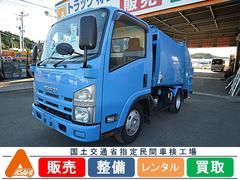 エルフトラック2tプレス4.1立米