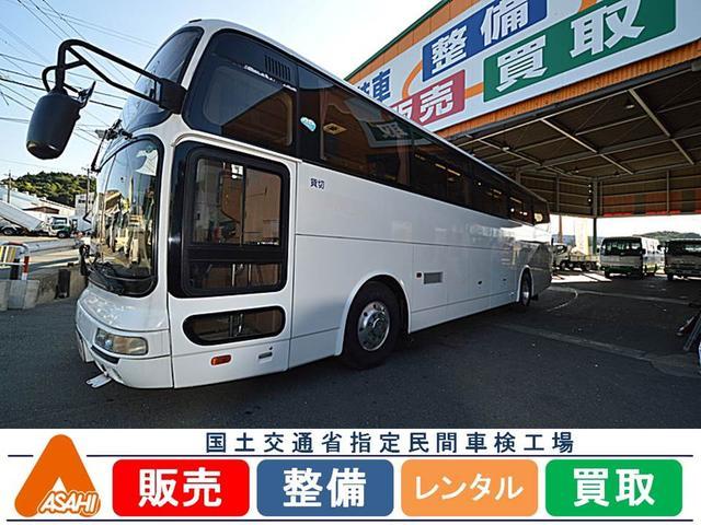 三菱ふそう エアロバス55人乗り観光バス