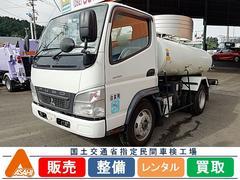 キャンター3.5t標準幅バキューム車 森田