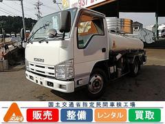 エルフトラック3tバキューム車 森田