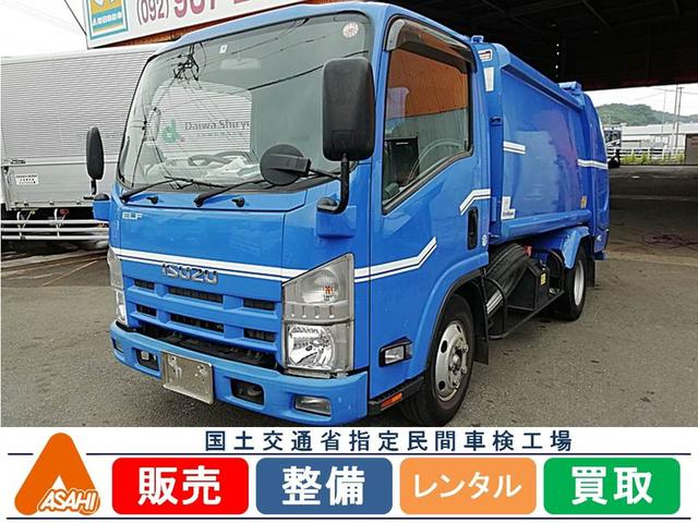 いすゞ パッカー車 2.5tプレス5.4立米 新明和