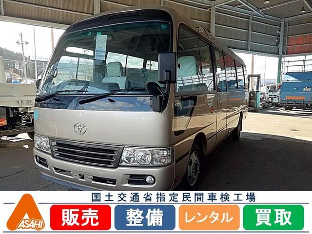 トヨタ EX29人乗りマイクロバスグレードEX