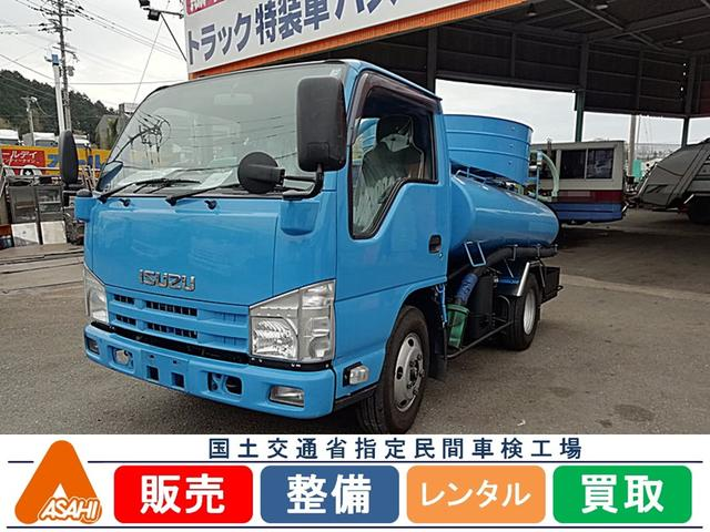 いすゞ バキューム車 加装メーカー東邦車両 内容量2700KL