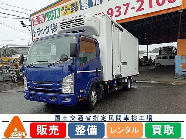 いすゞ エルフトラック 2.95t冷凍車5mボデー スタンバイPG付 極東開発