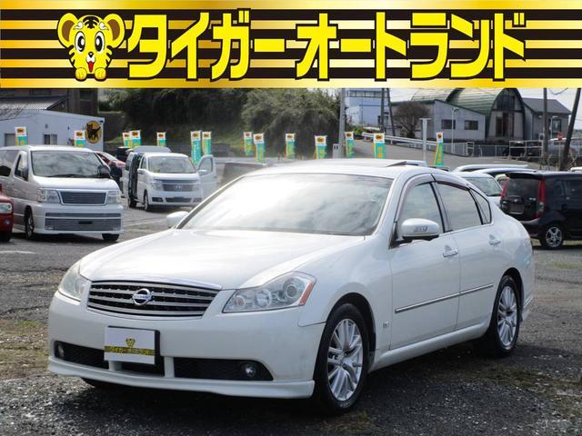 日産 350GT 革 サンルーフ BOSE インテリキー 純正ナビ