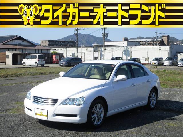トヨタ マークX 250G リミテッド 純正ナビ CD Bカメラ HID