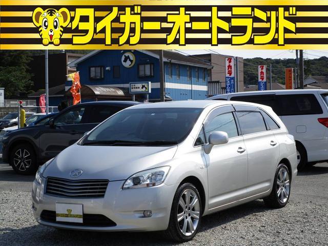 「トヨタ」「マークXジオ」「ミニバン・ワンボックス」「福岡県」の中古車