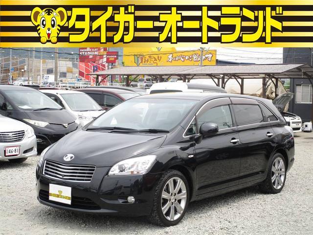 トヨタ 240G スマートキー HDDナビ フルセグ DVD CD フロント バックカメラ タイミングチェーン HID