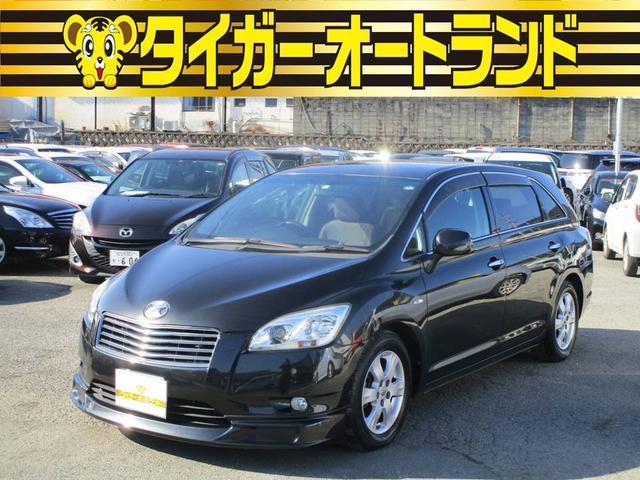 トヨタ 240F スマートキー HDDナビ フルセグ DVD CD バックカメラ HID ETC タイミングチェーン