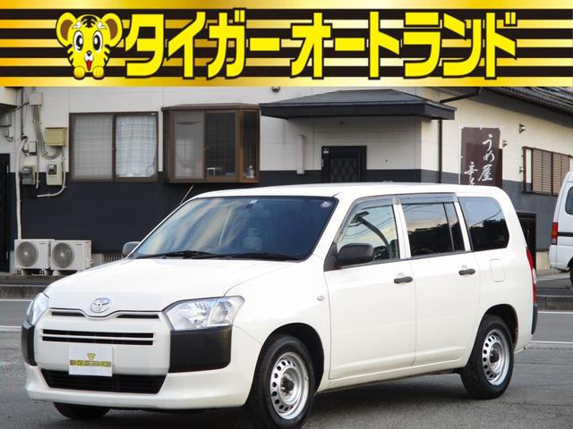 トヨタ プロボックス DXコンフォート メモリーナビ Bluetooth キーレス 運転席パワーウインドウ エアコン パワステ Wエアバック ABS TRC ETC タイミングチェーン