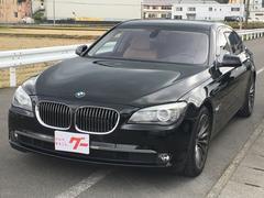 BMWアクティブハイブリッド7 HDDナビ 本革 サイドカメラ