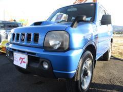 ジムニーXC 16AW ターボ 背面タイヤ 4WD